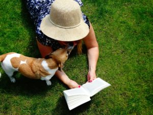 reading to pets