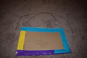 DIY Cat Tent