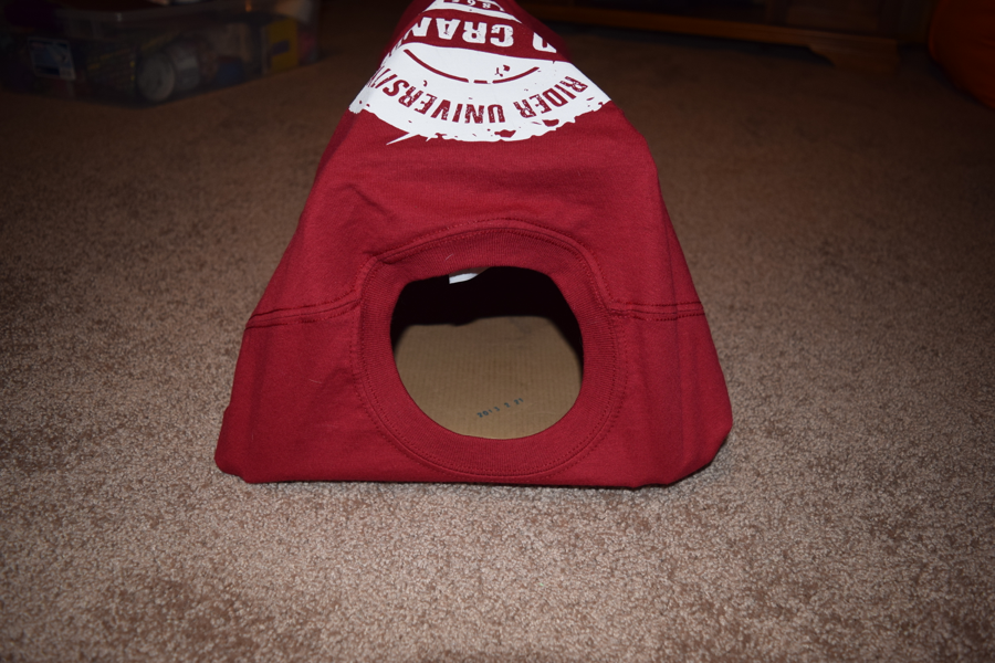 DIY Cat Tent & 10 Steps to Make an Easy DIY Cat Tent u2013 Project Pawsitivity